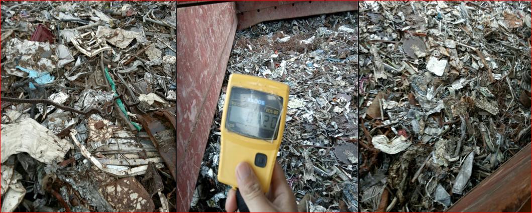 giám định phế liệu sắt thép